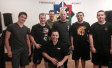 Master Duer at Krav Maga Camp Last Weekend